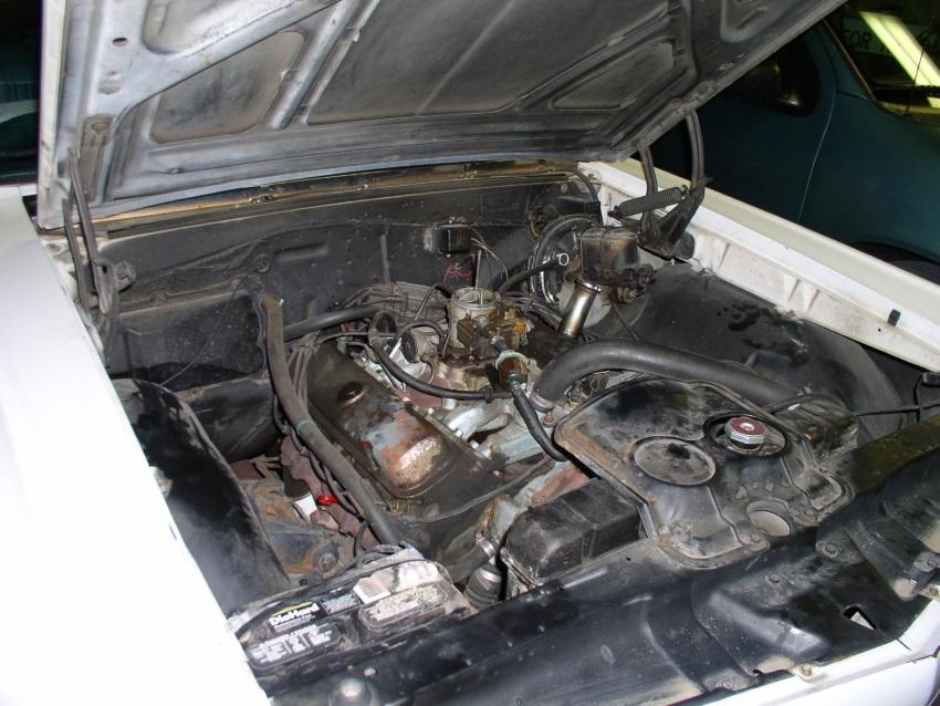 1967 Pontiac Tempest Custom Original 326 V8