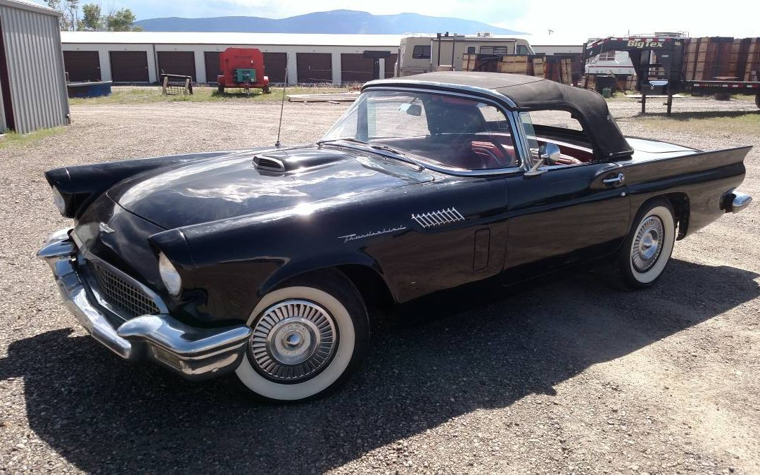 1957 Thunderbird – The Search